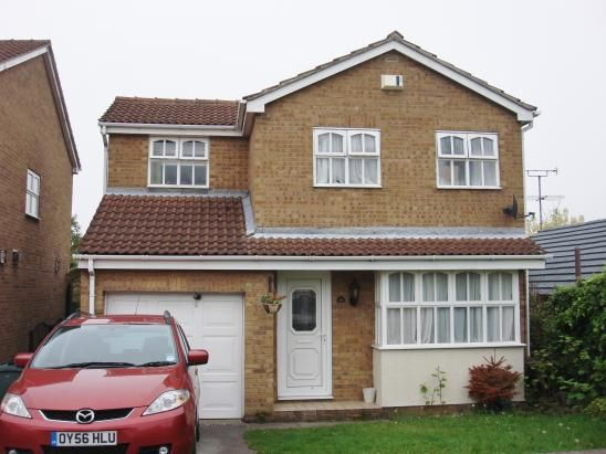 Thumbnail Detached house to rent in Wentworth Gardens, Swinton, Rotherham