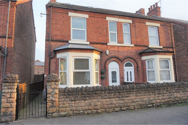 4 bed semi-detached house for sale in Chandos Street, Nottingham
