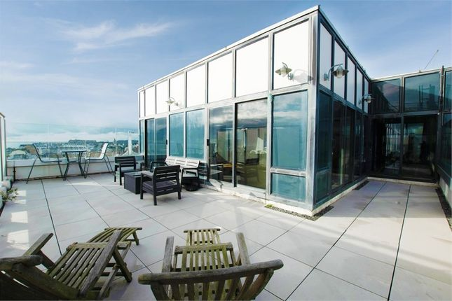 Thumbnail Flat for sale in 1 The Leas, Folkestone, Kent