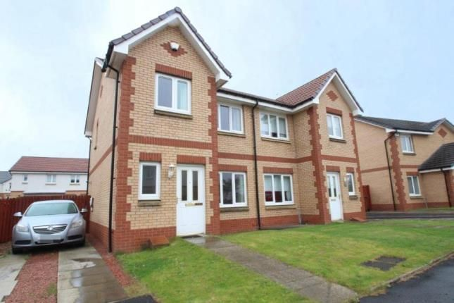 Thumbnail Semi-detached house for sale in Whitacres Road, Glasgow, Lanarkshire
