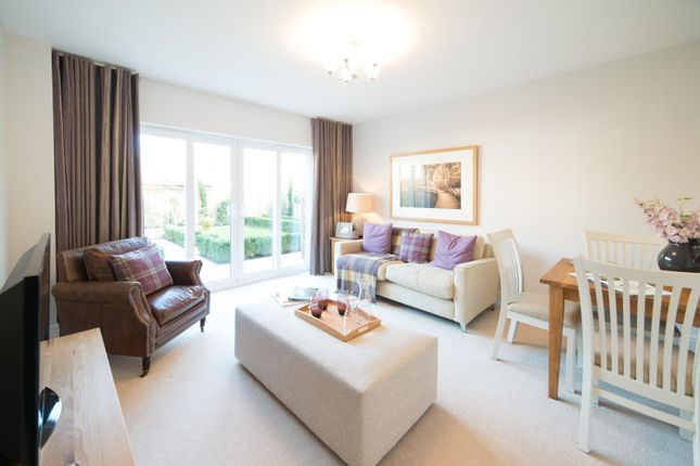 Thumbnail Terraced house for sale in Beckets Rise, Worthing Road, Basingstoke, Hampshire