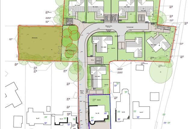 Thumbnail Land for sale in Silfield Road, Wymondham, Norfolk