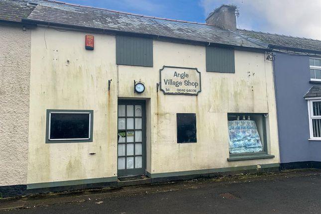 Property for sale in Angle Village, Angle, Pembroke SA71