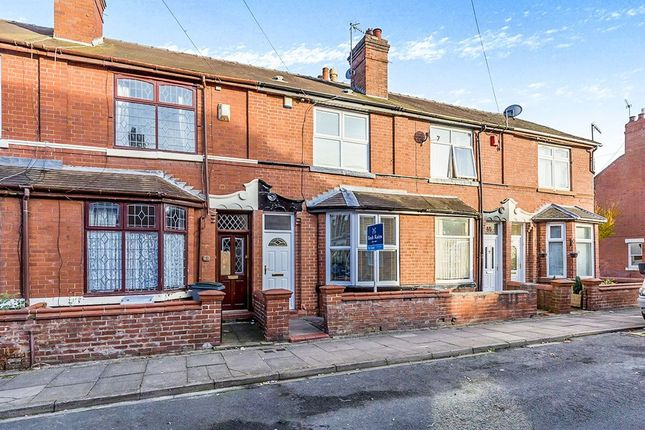 Thumbnail Terraced house to rent in Stanley Street, Tunstall, Stoke-On-Trent