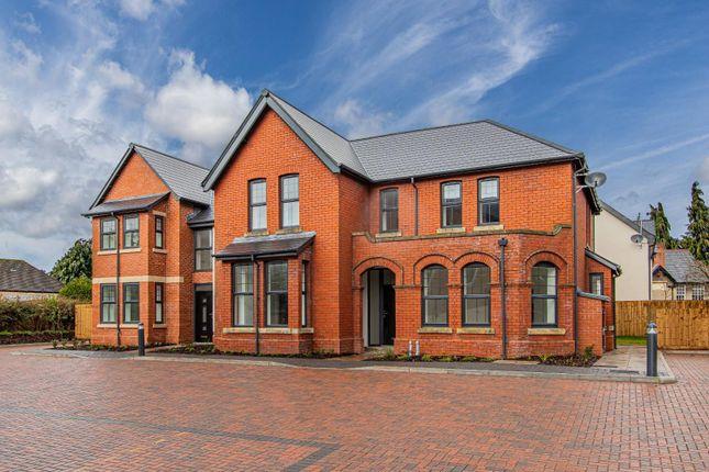 Thumbnail Flat for sale in Church Road, Lisvane, Cardiff