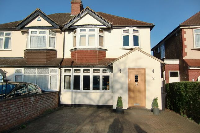 Thumbnail Semi-detached house for sale in Briar Road, Garston, Watford