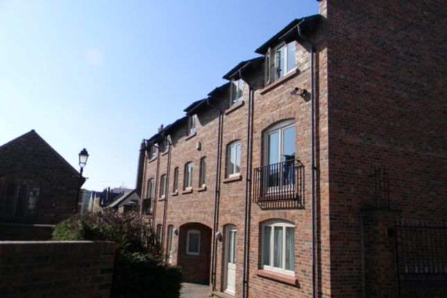 Thumbnail Flat to rent in 1 Francesca Court, St. Olave Street, Chester CH1 1Rj