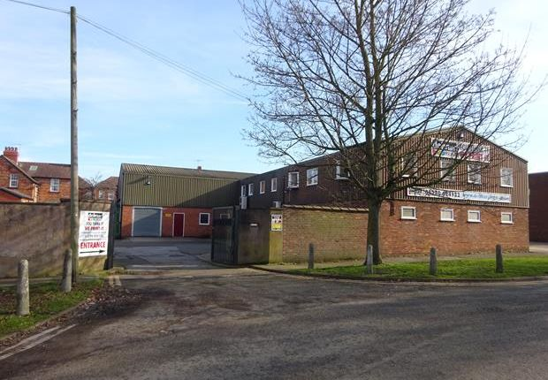 Thumbnail Light industrial to let in Former Delmar Press Unit, Wall Lane, Nantwich, Cheshire