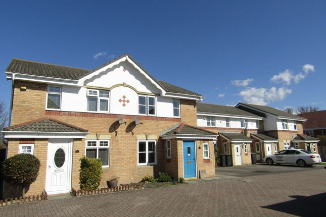 Thumbnail Terraced House For Sale In Bolton Drive Gosport