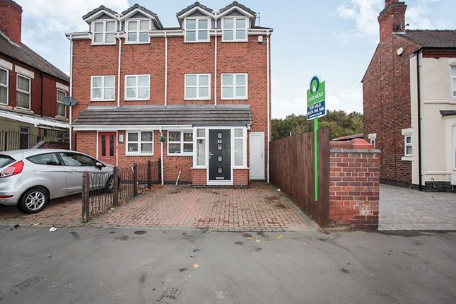Semi-detached house in  Camp Hill Road  Nuneaton C Birmingham
