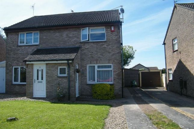 2 bed semi-detached house to rent in Conybeare Road, Penarth CF64