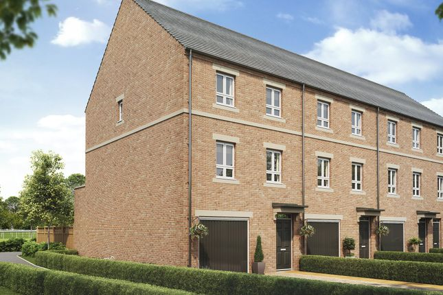 """Thumbnail End terrace house for sale in """"Houghton"""" at Hambridge Road, Newbury"""