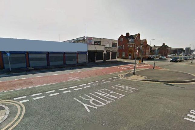 Commercial property for sale in Warrington WA2, UK