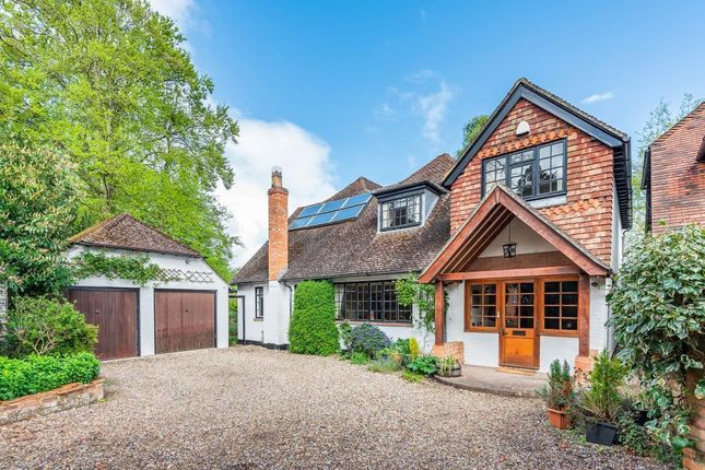 Thumbnail Detached house for sale in Clevemede, Goring On Thames