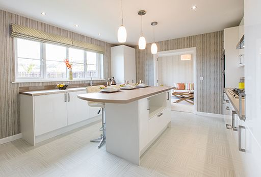 """Thumbnail Detached house for sale in """"Thornewood"""" at Slateford Road, Bishopton"""