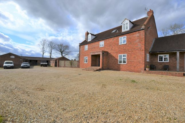 Thumbnail Detached house for sale in Carr Lane, Wendling, Dereham