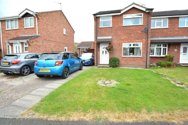 Thumbnail Semi-detached house to rent in Bakewell Road, Long Eaton