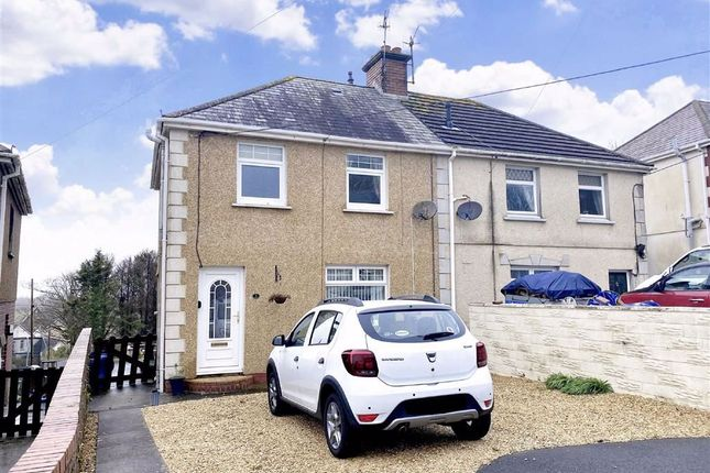 Thumbnail Semi-detached house for sale in Aelybryn, Pwll, Llanelli