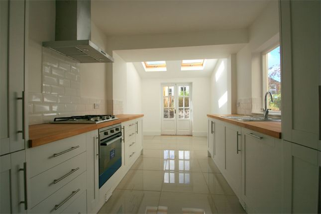 Thumbnail Terraced house to rent in Beauley Road, Southville, Bristol