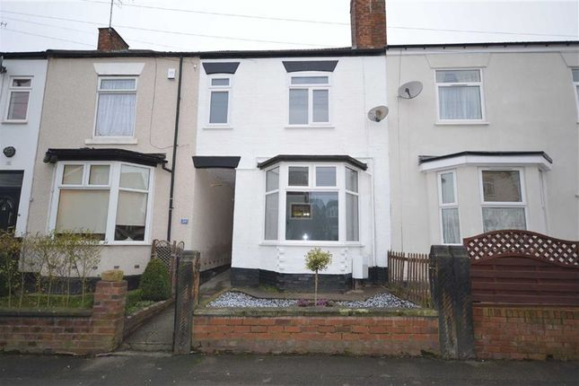 4 bed terraced house for sale in Fairfield Road, Chesterfield, Derbyshire