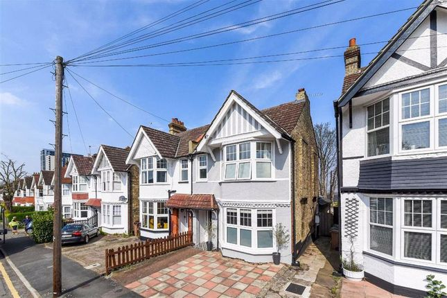 Thumbnail Semi-detached house to rent in Cumnor Road, Sutton