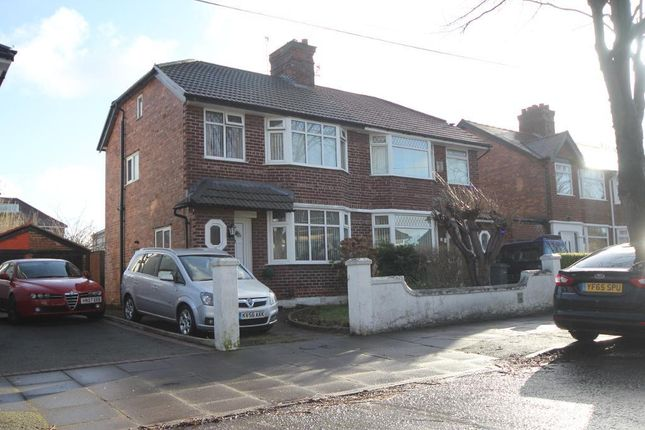 Thumbnail Semi-detached house to rent in Ennerdale Road, Prenton, Wirral