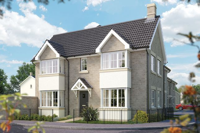 "Thumbnail End terrace house for sale in ""The Sheringham"" at Lancaster Road, Brockworth, Gloucester"