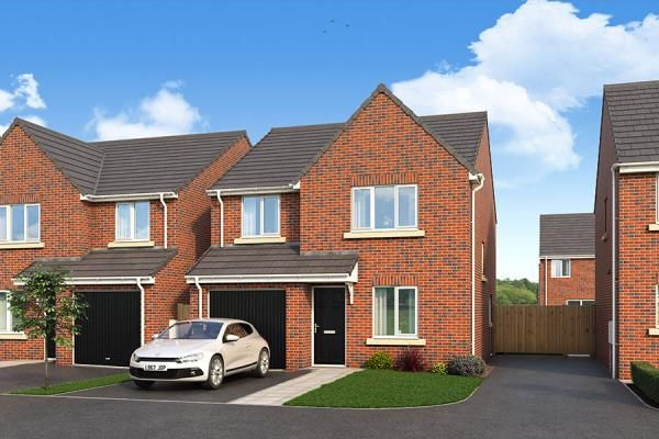 "Thumbnail Property for sale in ""The Rowingham At Aurora"" at Flass Lane, Castleford"
