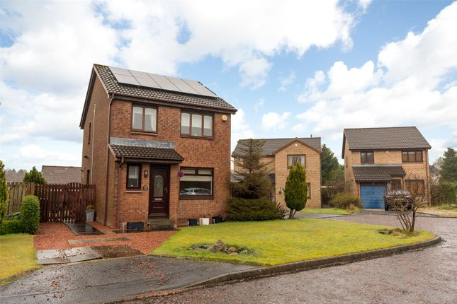 Thumbnail Detached house for sale in Robertson Way, Livingston, West Lothian