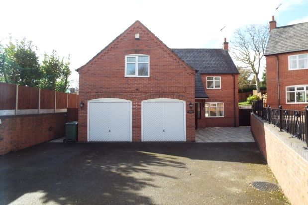 Thumbnail Detached house to rent in Joseph Close, Cropston