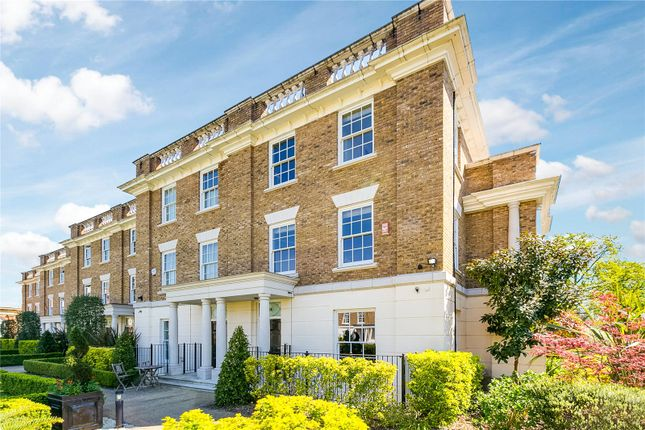 Thumbnail End terrace house for sale in Corsellis Square, Twickenham