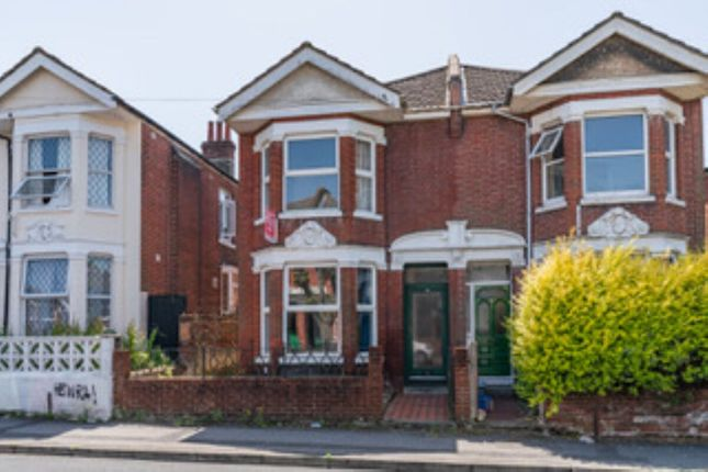 Thumbnail Terraced house to rent in Kenilworth Road, Southampton