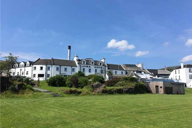 Thumbnail Hotel/guest house for sale in The Jura Hotel, Craighouse, Isle Of Jura