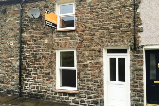 Thumbnail Terraced house to rent in Cwmparc -, Treorchy