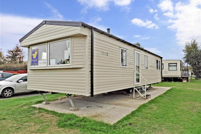 Mobile Park Home For Sale In Plough Road Minster On Sea Kent
