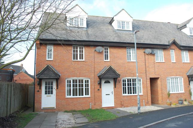 Thumbnail Terraced house for sale in Minerva Mews, Alcester