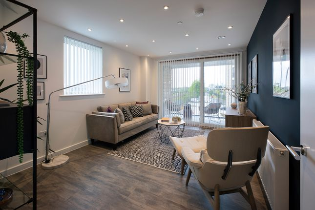 1 bed flat for sale in Harlequin House, 5 Woodall Street, Enfield EN3