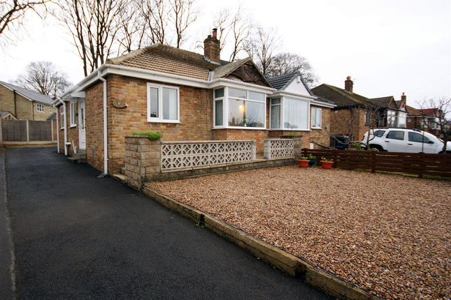 Thumbnail Bungalow for sale in Cornwall Crescent, Brighouse
