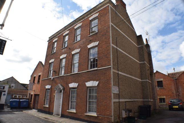 Thumbnail Flat to rent in Blake Street, Bridgwater
