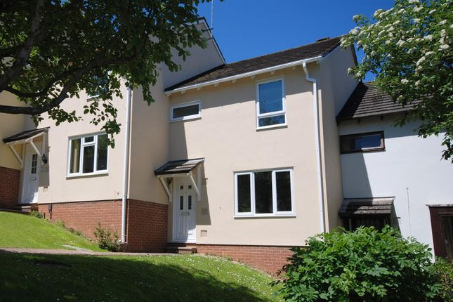 Terraced house to rent in Widecombe Way, Exeter