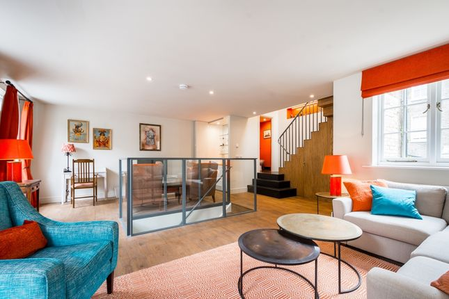 Thumbnail Mews house to rent in Kensington Park Mews, London