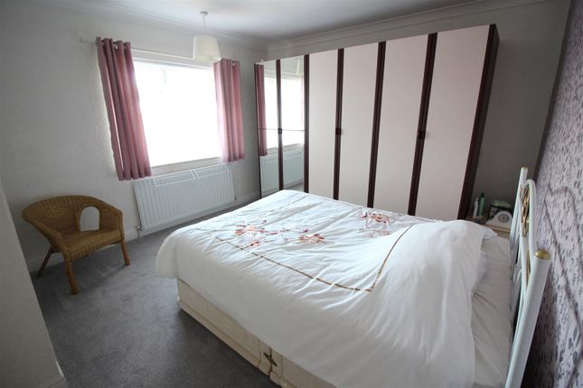 Master Bedroom of The Crescent, Garforth, Leeds LS25
