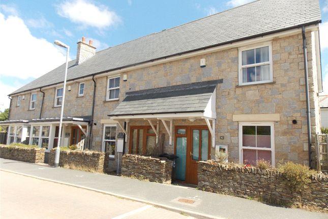 Thumbnail Terraced house for sale in Saltings Reach, Lelant