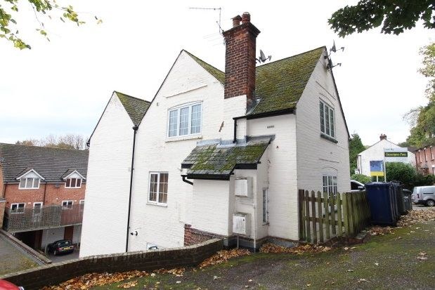 Thumbnail Studio to rent in Longdene Road, Haslemere