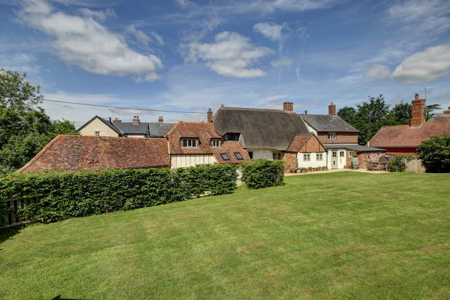 Thumbnail Detached house for sale in High Street, Childrey, Wantage