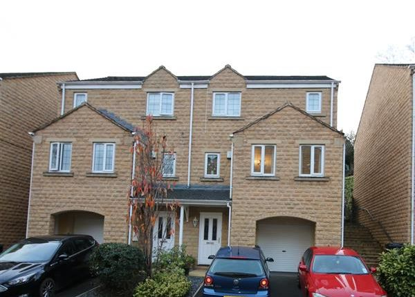 Thumbnail Semi-detached house for sale in Rosevale View, Sowerby Bridge