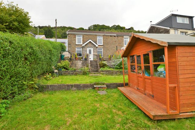 Thumbnail Terraced house for sale in Pantygraigwen Road, Pontypridd