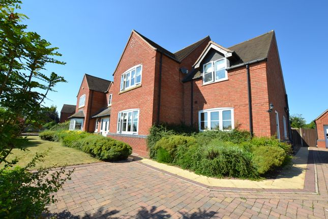 Thumbnail Detached house for sale in Soudley, Market Drayton