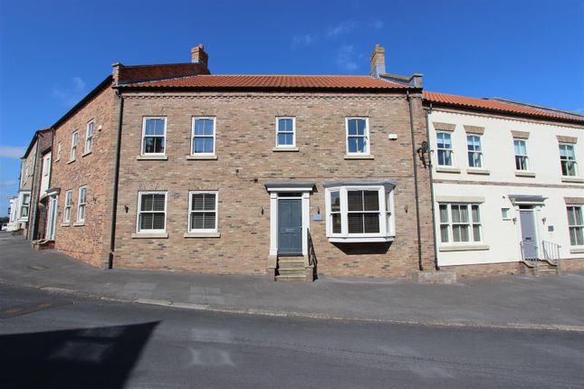 Thumbnail Town house for sale in The Green, Aycliffe Village, Newton Aycliffe
