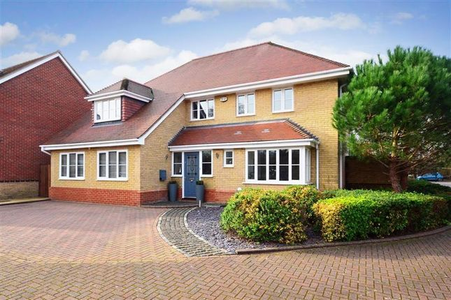 Thumbnail Detached house for sale in Gregory Mews, Beaulieu Drive, Waltham Abbey